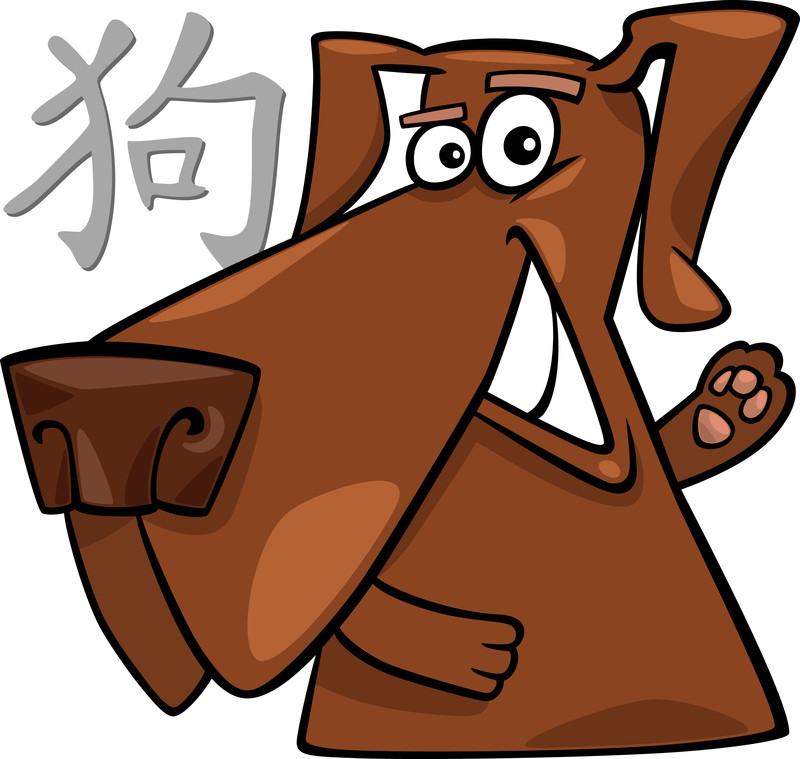 China Horoskop | Der Hund