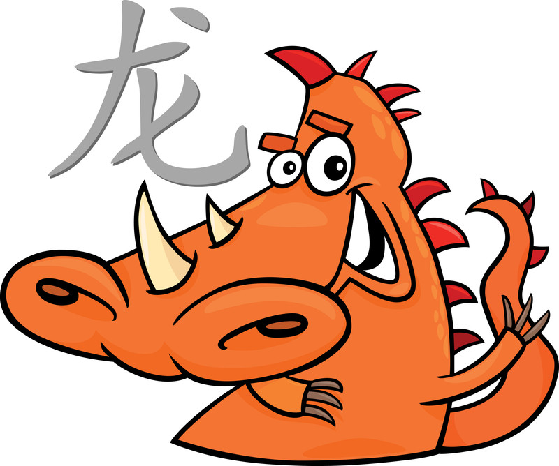 China Horoskop Drache Der Drache | China Horoskop