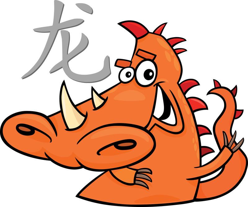 China Horoskop Drache Der Drache   China Horoskop