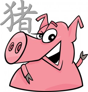 China Horoskop Schwein