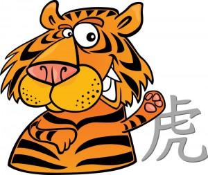 China Horoskop |Tiger | Chinesische Tierkreiszeichen