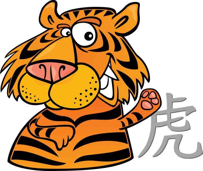 China Horoskop Tiger 2 Das Pferd   China Horoskop