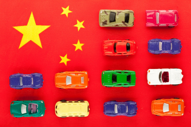 Autos aus China