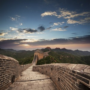 Die Chinesische Mauer   The great wall of china