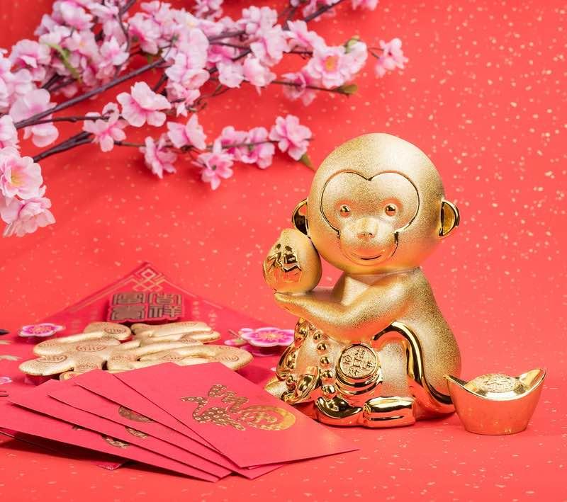 Chinesisches Neujahrsfest — Der Chinese